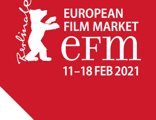 We are attending the Berlne European Film Co-Production Market.