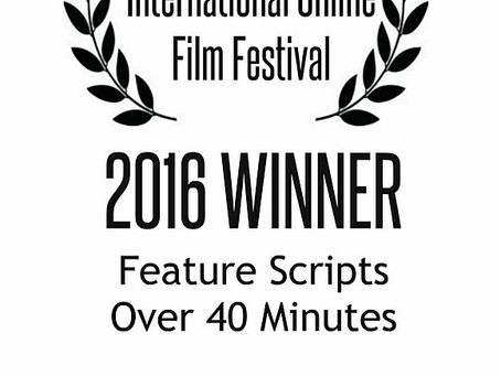 Benefited WINNER Best Feature Script!