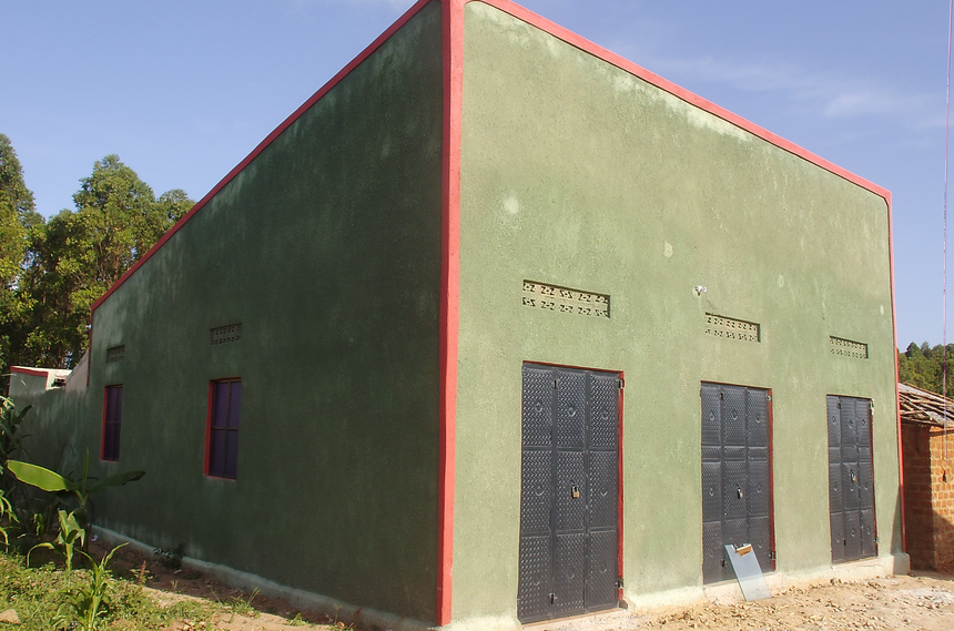 Headquarter office in build