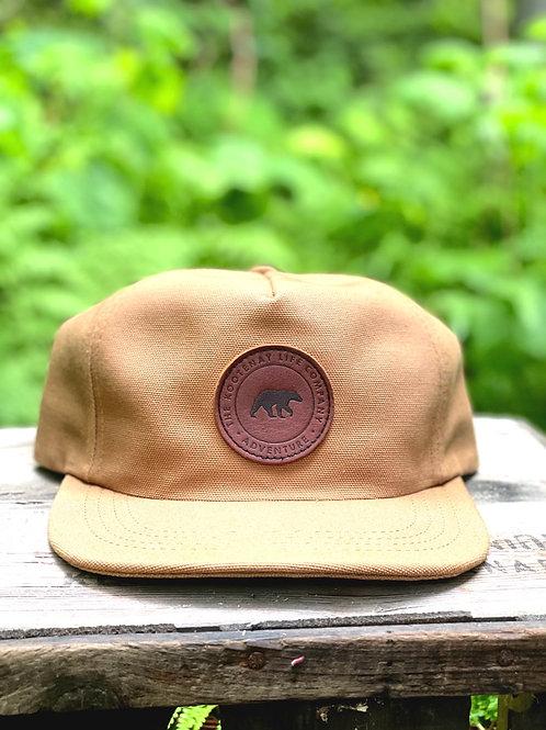 Carhartt tan Adventure hat