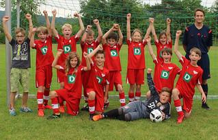 Grundschule Oberelsbach ist Fußball-Kreismeister