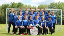 Aufsteiger wird Meister der U13-Kreisliga Rhön