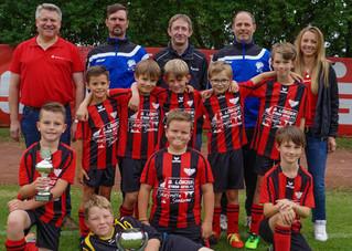 DJK/TSV-Jugend (U9) - Sieger Sparkassen-Cup 2017