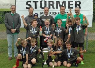 DJK/TSV-Jugend (U9) - Oberelsbach bestes Team Europas