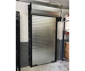 Solid Rolling Door ES100