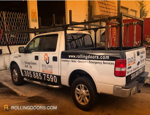 Repair and Service Garage Doors