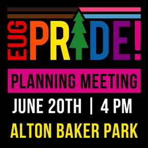 2021 Pride Planning: June