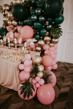 och balon, balony lublin, dekoracje lublin