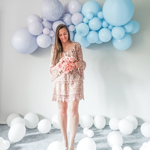 Girlanda balonowa - stwórz własną kompozycję kolorystyczną