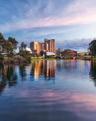 Adelaide Fair City