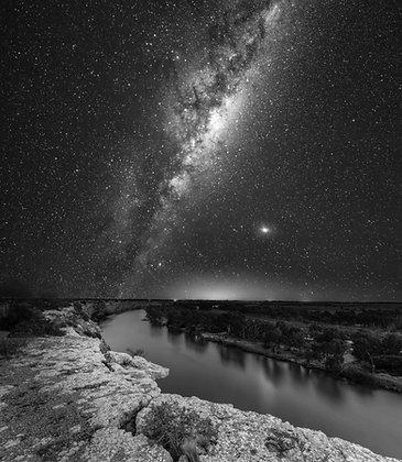 Stars Above Mono
