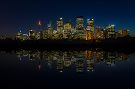 Skyline Reflections