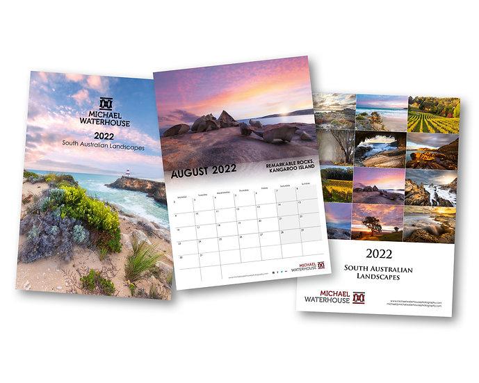 2022 South Australian Landscape Calendar