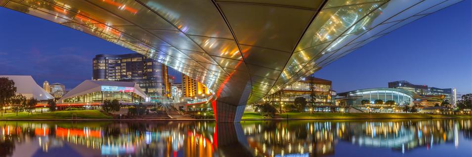 Under The Bridge EOS Pano