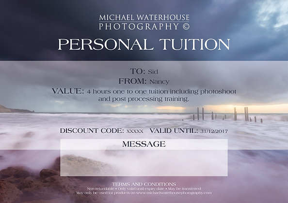 Personal Tuition