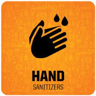Clean Hands Sponsor