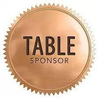 Table Sponosr