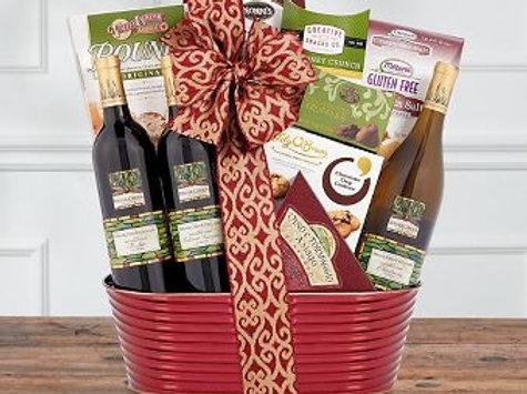 Briar Creek Wine Basket