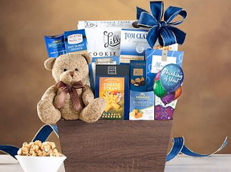 Beary Wonderful ® Gift Basket-All Occasion