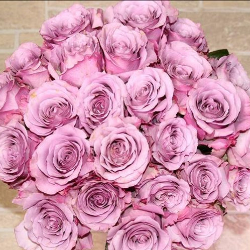 Lavender Delight ™ Roses Bunchies ™ Flowers by 1800Gifters ®