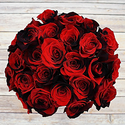 Burlesque ™ Roses Bunchies ™ by 1800Gifters ®
