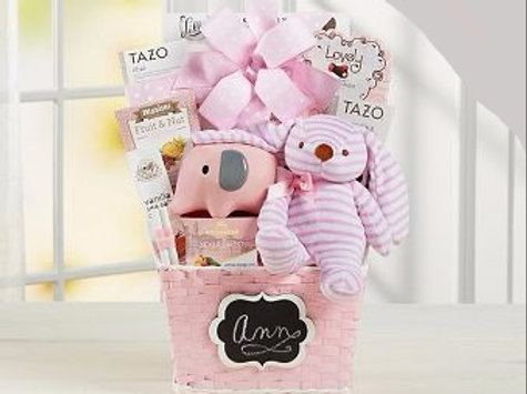 New Baby Gift Basket USA
