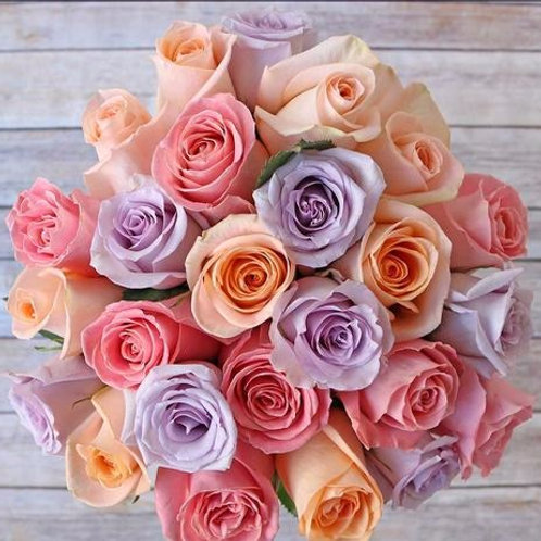 La Belle ™ Roses Bunchies ™ Flowers by 1800Gifters ®