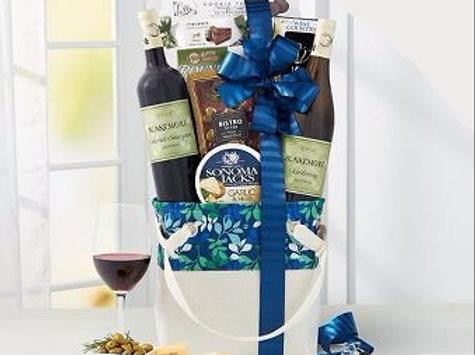 Blakemore Wine Basket