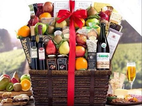Ultra ™ Gift Basket from Baskettes ®