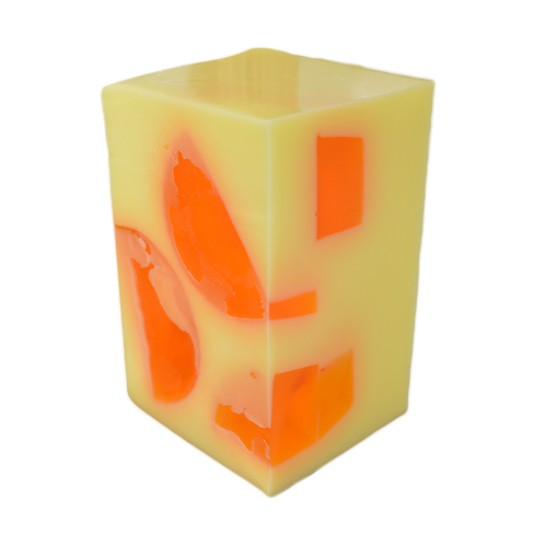 Satsuma Juice Soap Bar