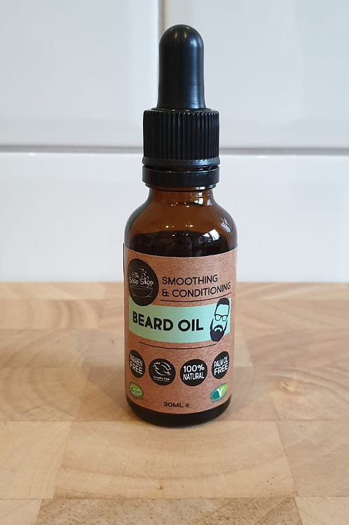 Smoothing & Conditioning Beard Oil