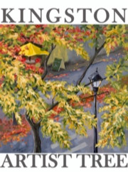 Kingston Artists Tree