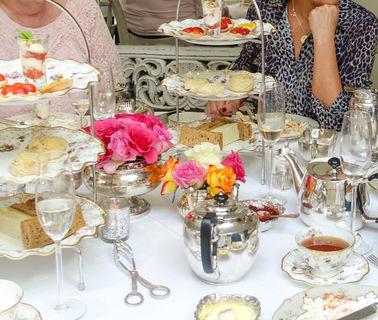 Afternoon Tea Mid Service