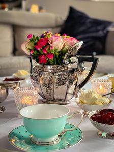 Floral Tea Pots
