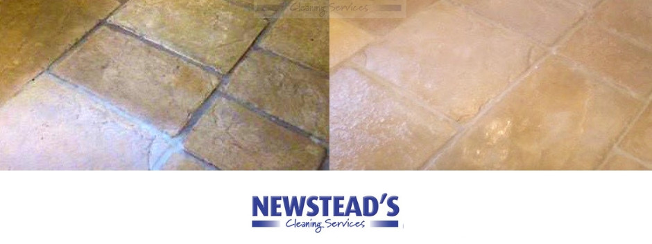 Sandstone Floor Cleaning | Newsteads Cleaning Services | North London