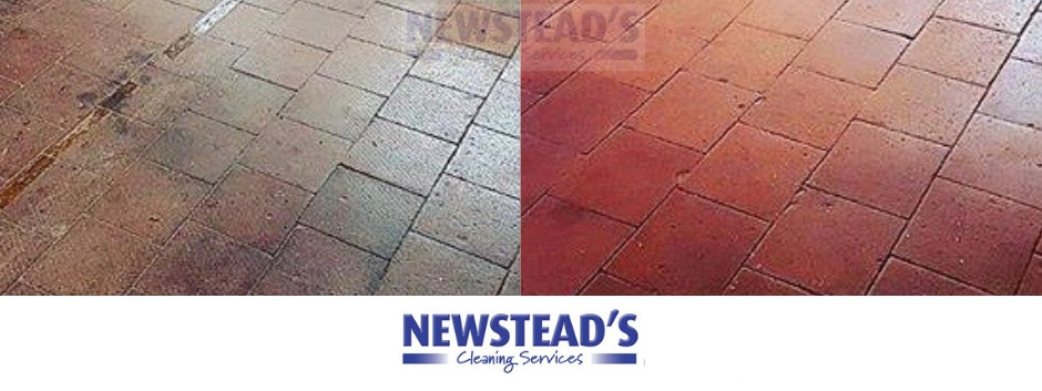 Terracotta Floor Cleaning | Newsteads Cleaning Services | North London
