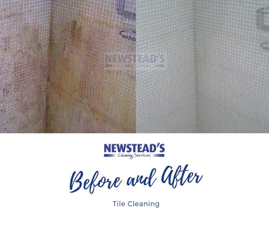 Tile Cleaning | Newsteads Cleaning Services | North London