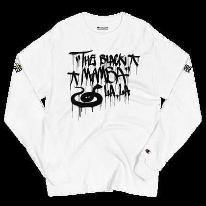 The Black Mamba Graffiti Shirt
