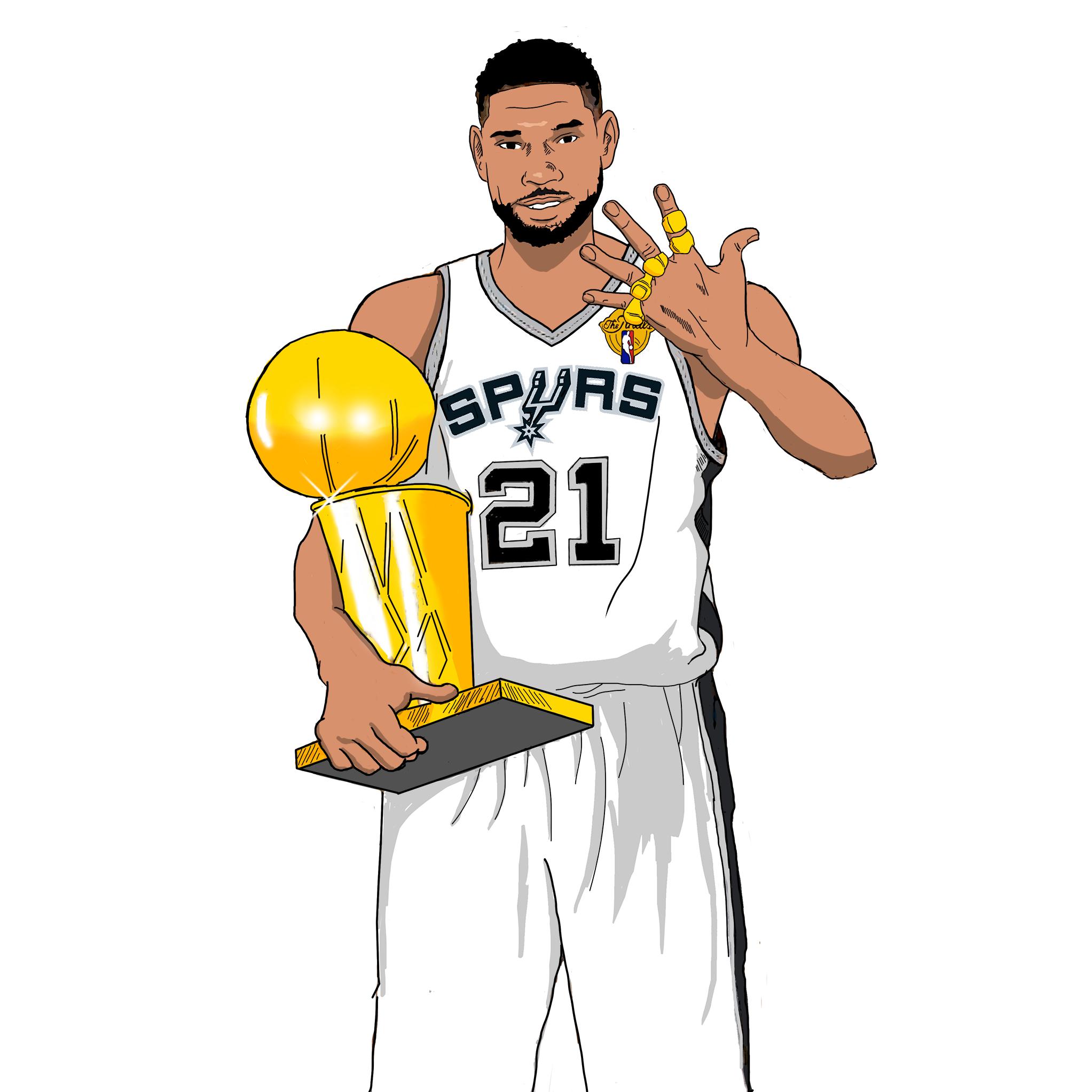 5x NBA Champion