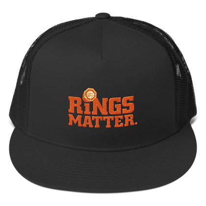 Rings Matter. Hat