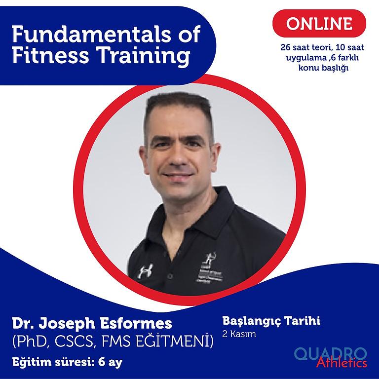 Fundamentals of Fitness Training