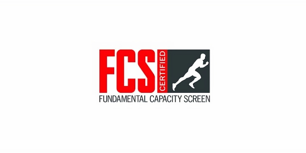 Functional Capacity Screen
