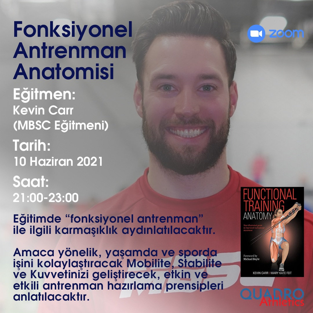 Fonksiyonel Antrenman Anatomisi