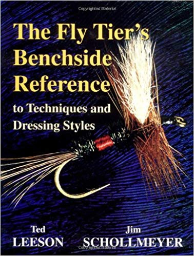 The Fly Tier's Benchside Reference, a book review