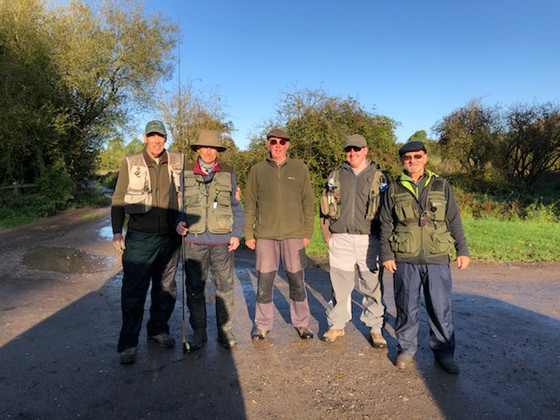 Branch trip to the River Test at Wherwell
