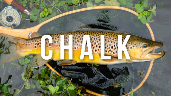 'Chalk' a fly fishing odyssey on the chalk streams of England