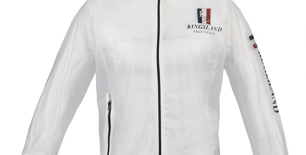 Kingsland Classic Rain Jacket Transparant Unisex