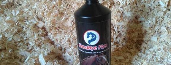 GoodBye Flys 1 Litre Show Shine Horse Spray