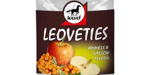 Leovet Leoveties Horse Treats 1kg bag - Apple & Sallow-Thorn