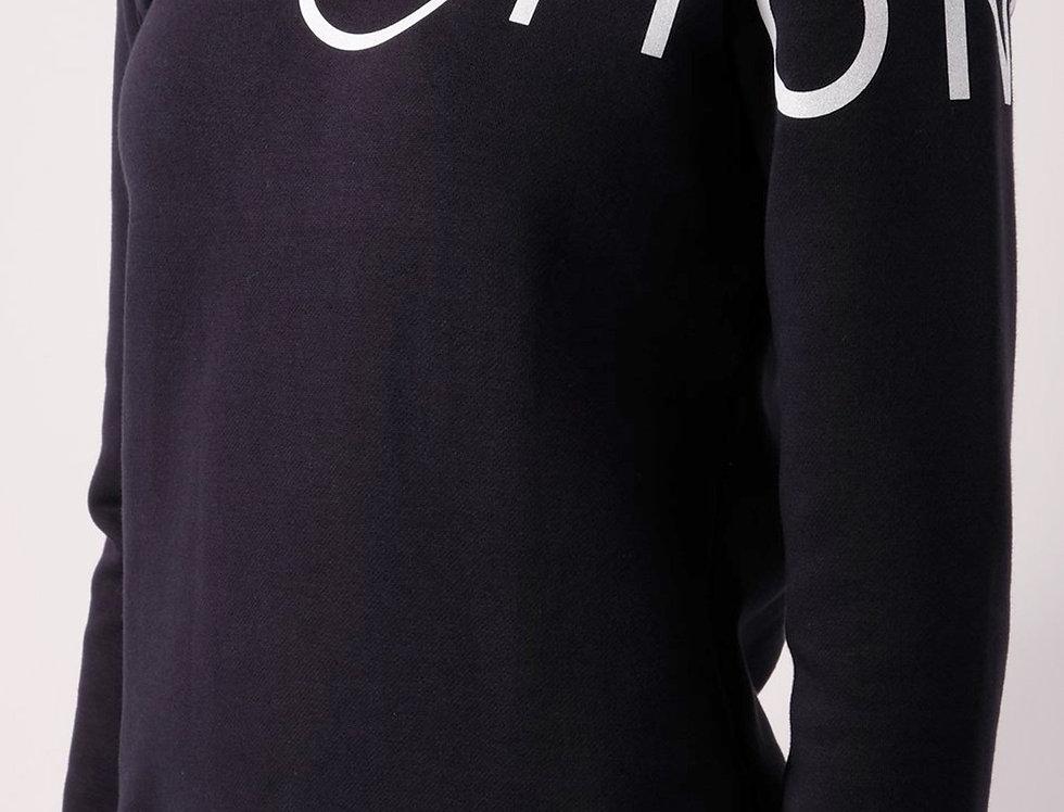 Montar Rachel Logo Sweatshirt - Navy
